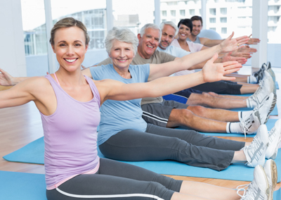 Curso actividades físicas para mayores (a partir de 65 años) -Las Fuentezuelas-