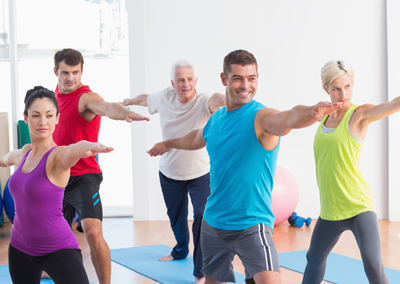 Curso actividades físicas para adultos -Las Fuentezuelas-