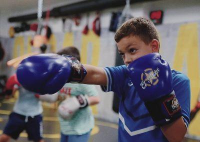 Escuela Municipal de Boxeo