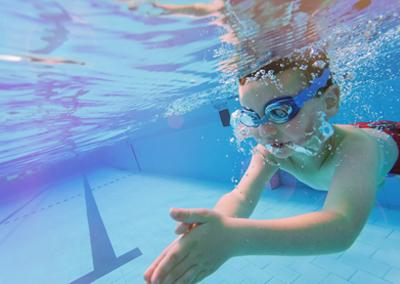 Curso natación para niños\as de 4 a 5 años -Las Fuentezuelas-