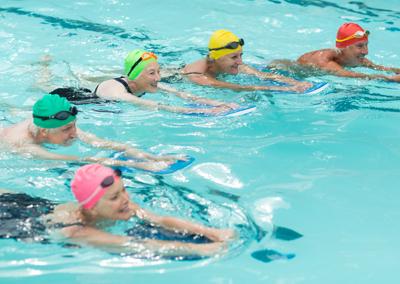 Curso natación para mayores (a partir de 60 años) -Las Fuentezuelas-