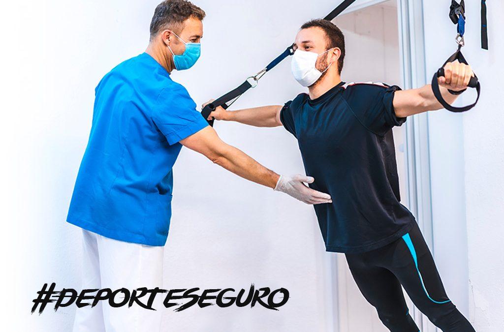 El Patronato Municipal de Deportes pide a los jienenses la máxima colaboración para cumplir las nuevas restricciones impuestas por las autoridades sanitarias.