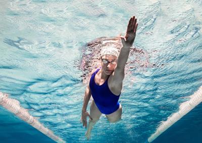 Curso natación especializada -Las Fuentezuelas-