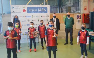 El Hujase Jaén despide el año con su torneo benéfico