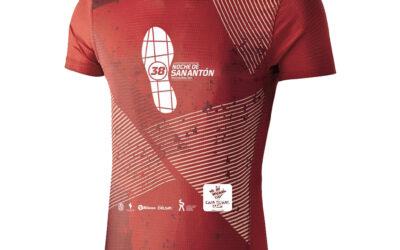 La XXXVIII Carrera Urbana Internacional Noche de San Antón apuesta por una camiseta sostenible