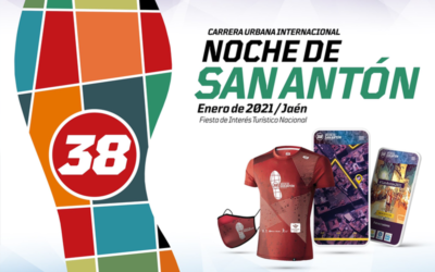 Ampliado el plazo para participar en la XXXVIII Carrera Urbana Internacional Noche de San Antón Caja Rural hasta el día 14 de enero