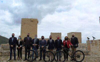 """El Ayuntamiento destaca la proyección positiva para Jaén de la Andalucía Bike Race que conecta con la imagen de """"ciudad del deporte"""" de la capital"""