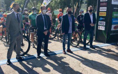 El Quiebrajano y el impresionante cinturón verde de Jaén, protagonistas en la segunda etapa de la Andalucía Bike Race by Garmin
