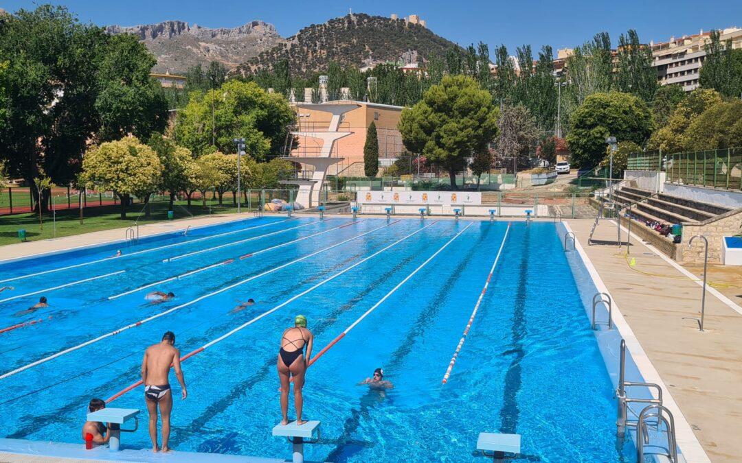 El Ayuntamiento abre mañana las piscinas municipales de El Tomillo, La Salobreja y Las Fuentezuelas al 100% de su capacidad y con servicio de bar