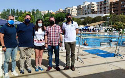 El Ayuntamiento destaca impacto deportivo, social y económico para Jaén del Campeonato de natación Junior andaluz