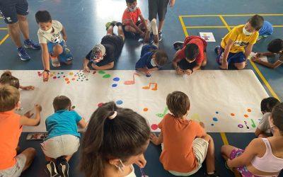 Las Escuelas Deportivas Municipales que ha organizado el Ayuntamiento afrontan sus últimas jornadas con 296 niños y niñas inscritos para los que ya se prepara una gran fiesta de despedida