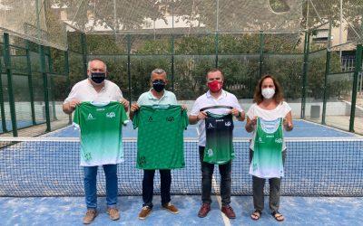 """El Ayuntamiento suscribe un acuerdo de colaboración con la Federación Andaluza de Pádel para que la marca """"Jaén, Jaén Auténtica"""" se promocione en todos los campeonatos que disputen las selecciones autonómicas de este deporte"""