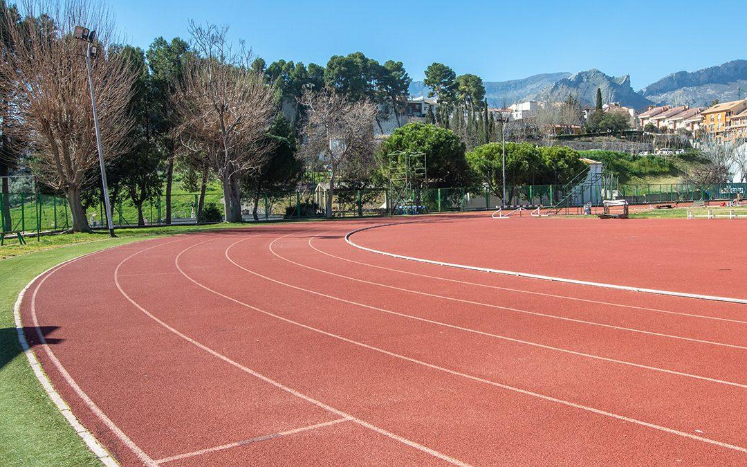 El Patronato de Deportes se adapta a las nuevas medidas de alerta sanitaria nivel 1 y permite un 85% de aforo en instalaciones deportivas al aire libre y del 100% en las piscinas municipales